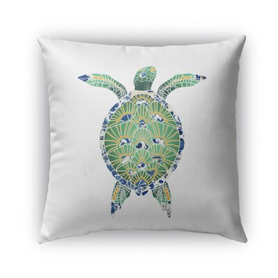 Palmdale Square Indoor/Outdoor Throw Pillow Size: 16 x 16
