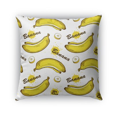 Graphic Print Indoor/Outdoor Throw Pillow Size: 18 x 18