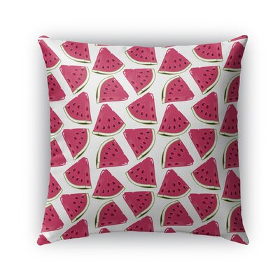 Indoor/Outdoor Throw Pillow Size: 16 x 16