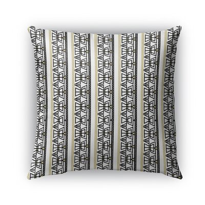 Davenport Indoor/Outdoor Throw Pillow Size: 18 x 18