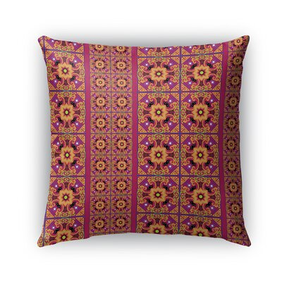 Georgeanna Indoor/Outdoor Throw Pillow Size: 16 x 16