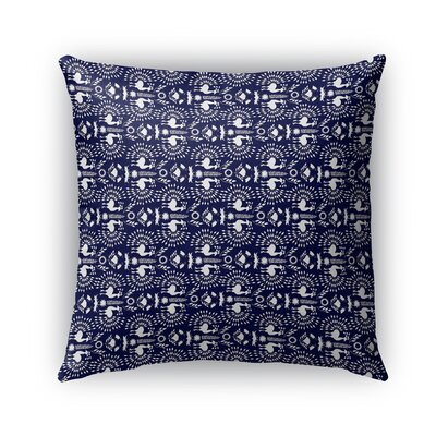 Deidra Indoor/Outdoor Throw Pillow Size: 16 x 16