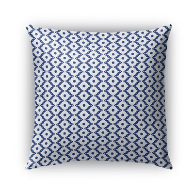 Ginnie Indoor/Outdoor Throw Pillow Size: 16 x 16