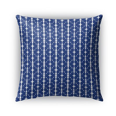 Demina Indoor/Outdoor Throw Pillow Size: 16 x 16