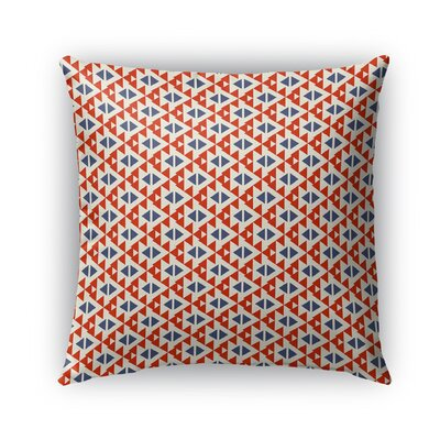 Denning Indoor/Outdoor Throw Pillow Size: 16 x 16