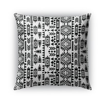 Glenaire Outdoor Throw Pillow Size: 18 x 18