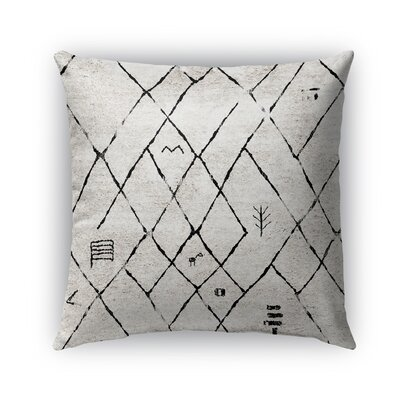 Dobson Indoor/Outdoor Throw Pillow Size: 18 x 18