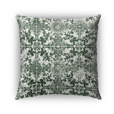 Felica Indoor/Outdoor Throw Pillow Size: 18 x 18