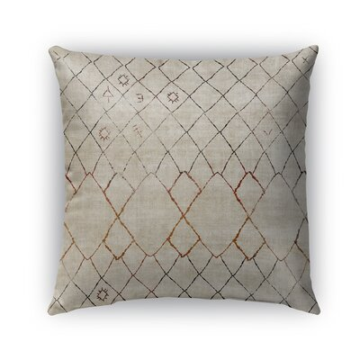 Domenica Indoor/Outdoor Throw Pillow Size: 16 x 16