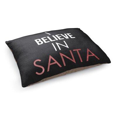 Santa Pet Bed Pillow