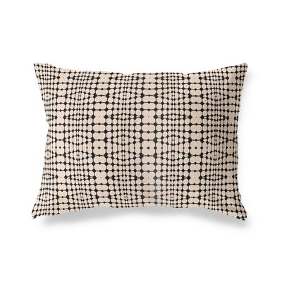 Henley Tile Stripe Lumbar Pillow Size: 12 x 16