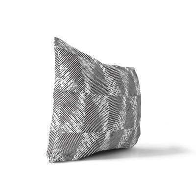 Wiggins Geometric Rectangular Outdoor Lumbar Pillow