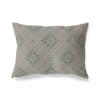 Henley Geometric Tile Outdoor Lumbar Pillow