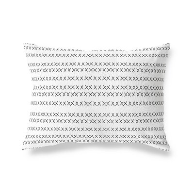 Houston Lumbar Pillow Size: 12 x 16