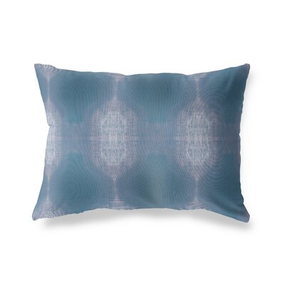 Celine Tie Dye Outdoor Lumbar Pillow