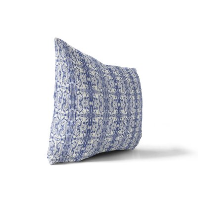 Copas Stripes Lumbar Pillow Size: 18 x 24
