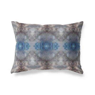 Corbitt Watercolor Lumbar Pillow Size: 12 x 16
