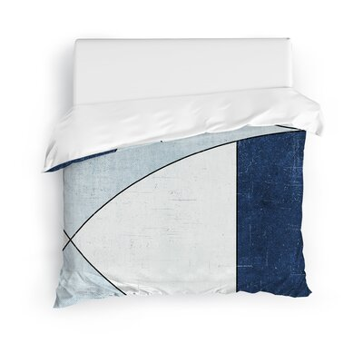 Carter Duvet Cover Size: Queen