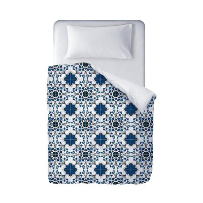 Stokes Duvet Cover Size: Twin