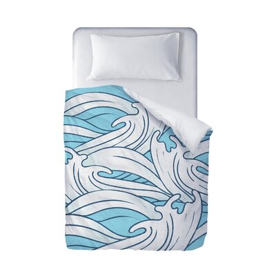 Del Mar Duvet Cover Size: Twin