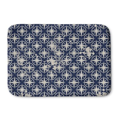 Nelson Memory Foam Bath Mat Size: 17 W x 24 L