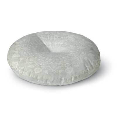 Kangana Round Indoor/Outdoor Floor Pillow Size: 23 H x 23 W