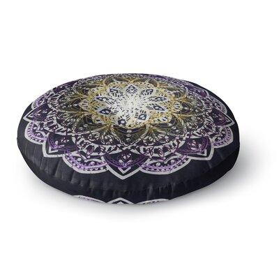 Kangana Microfiber Floor Pillow Size: 23 H x 23 W