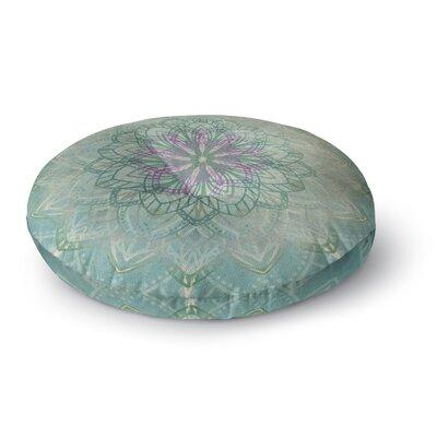 Kangana Bohemian Microfiber Floor Pillow Size: 26 H x 26 W