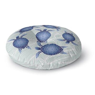 Crenshaw Round Floor Pillow Size: 23 H x 23 W