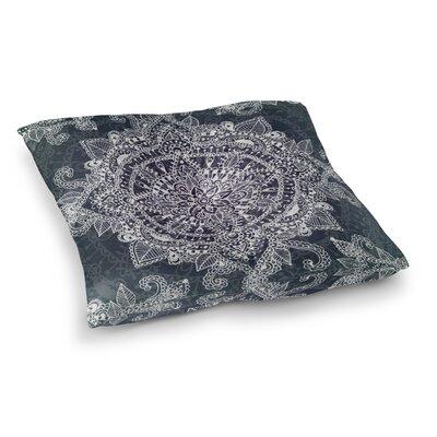 Kangana Square Microfiber Floor Pillow Size: 23 H x 23 W
