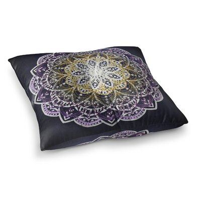 Kangana Microfiber Indoor/Outdoor Floor Pillow Size: 23 H x 23 W