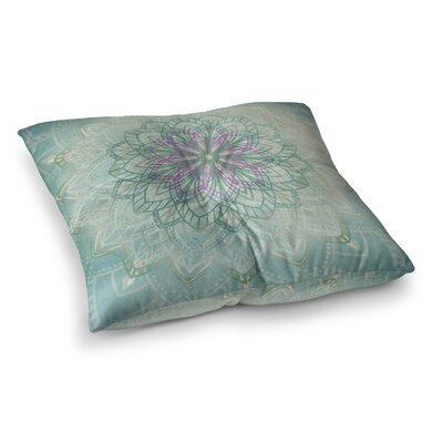 Kangana Microfiber Indoor/Outdoor Floor Pillow Size: 23 H x 23 W