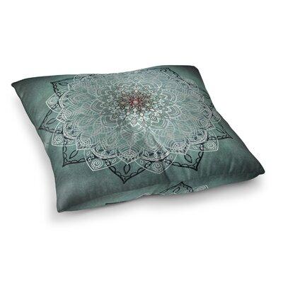 Kangana Bohemian Floor Pillow Size: 23 H x 23 W