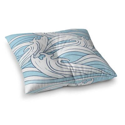 Lyons Floor Pillow Size: 23 H x 23 W