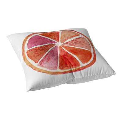 Mckenzi Floor Pillow Size: 23 H x 23 W