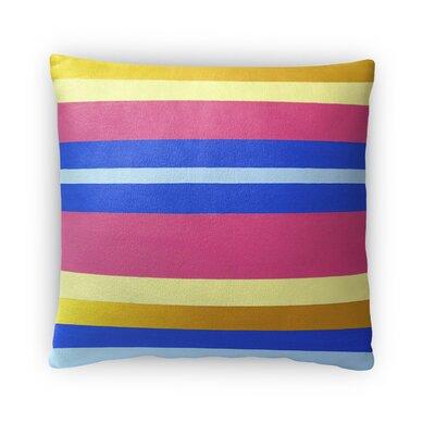 Sumeet Horizontal Throw Pillow Size: 16 x 16