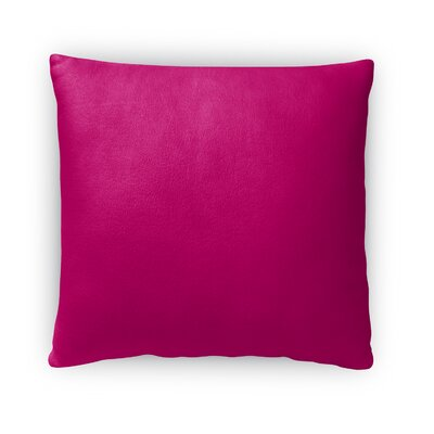 Sparkhawk Bamboo Throw Pillow Size: 18 x 18