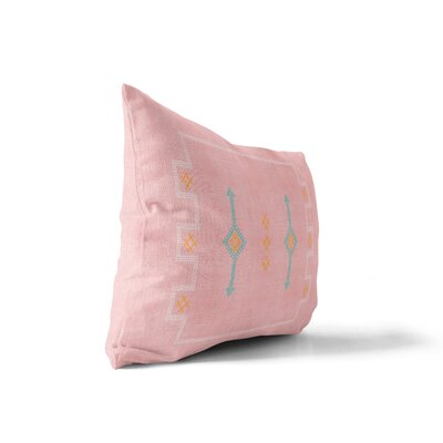 Stellan Outdoor Lumbar Pillow Color: Tea