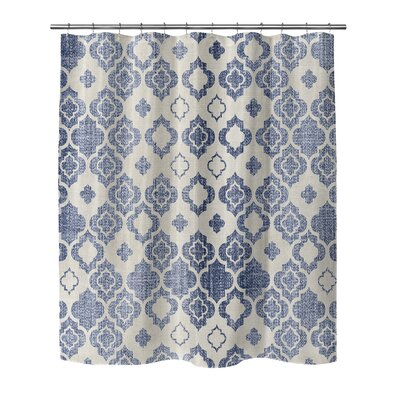 Bartlett Shower Curtain Size: 90 H x 70 W