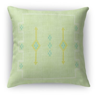 Stellan Accent Square Throw Pillow Size: 16 x 16, Color: Sage