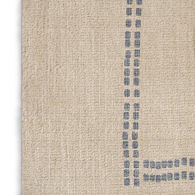 Stellan Kilim Beige Area Rug Rug Size: 5 x 7