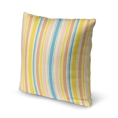 Rima Throw Pillow Size: 16 x 16