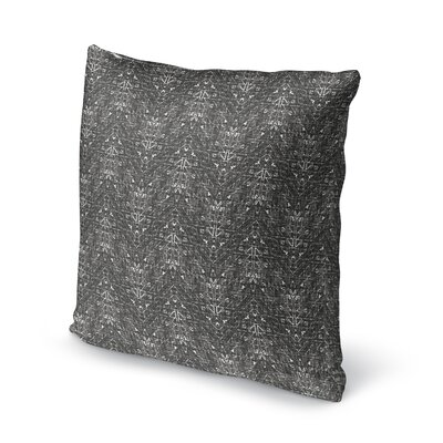 Carota Throw Pillow Size: 16 x 16