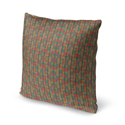 Ferber Throw Pillow Size: 16 x 16