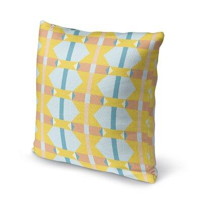 Valenza Throw Pillow Size: 16 x 16