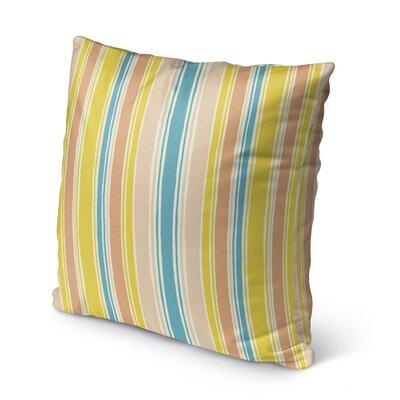 Rima Outdoor Throw Pillow Size: 16 x 16