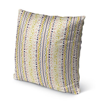 East Milton Outdoor Throw Pillow Size: 16 x 16