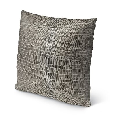 Snider Outdoor Throw Pillow Size: 18 x 18