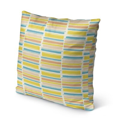 Valenzuela Outdoor Throw Pillow Size: 16 x 16