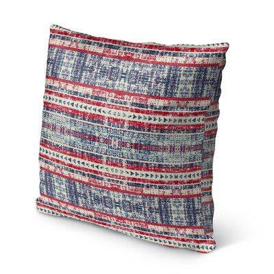 Hagley Outdoor Throw Pillow Size: 16 x 16